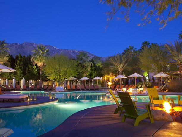 resorts in Palm Springs