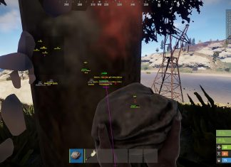 rust cheats in the games