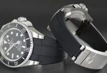Rubber Watch Straps