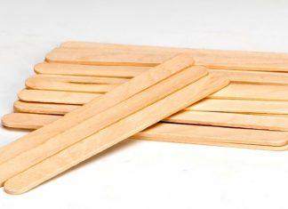 wooden stir sticks