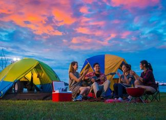 What All Should You Take Along During Camping