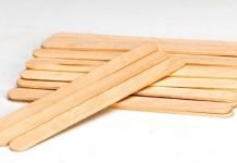 wooden stir sticks